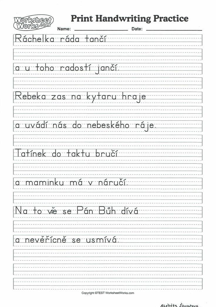 Písanka