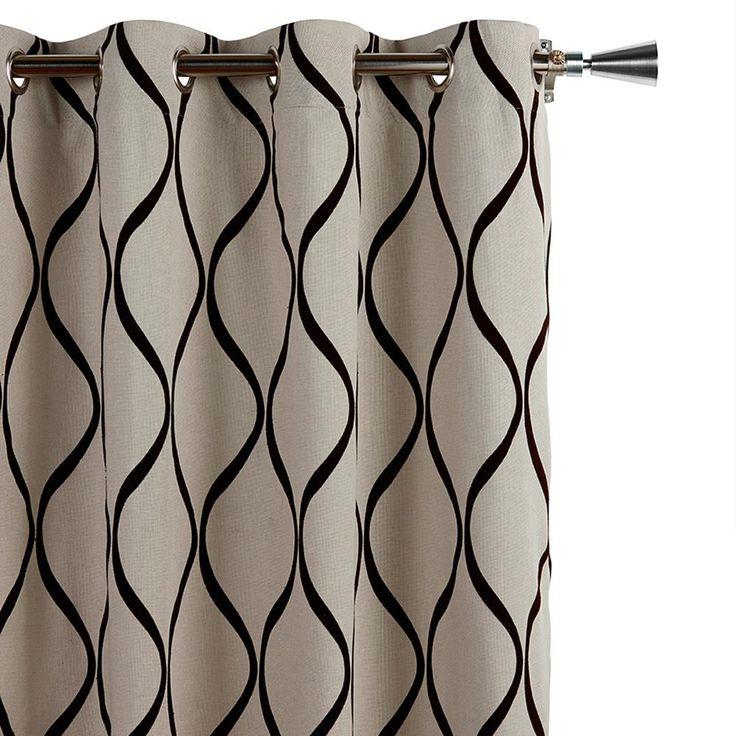 Bouclair Ca Living Room Curtains