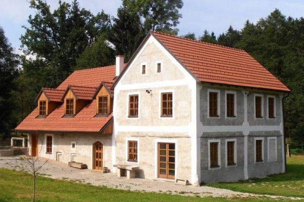 Chaty a chalupy jižní Čechy - chaty k pronájmu v České Kanadě - jedné z nejkrásnějších částí jižních Čech
