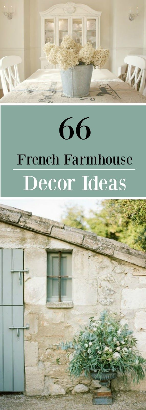 French Farmhouse Decor: Interiors and Exteriors Get your heart ready for one of the prettiest posts in the history of Hello Lovely (which as we…