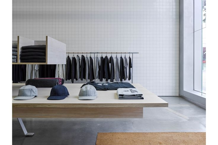 Take a Look Inside Reigning Champ's First Store | Highsnobiety