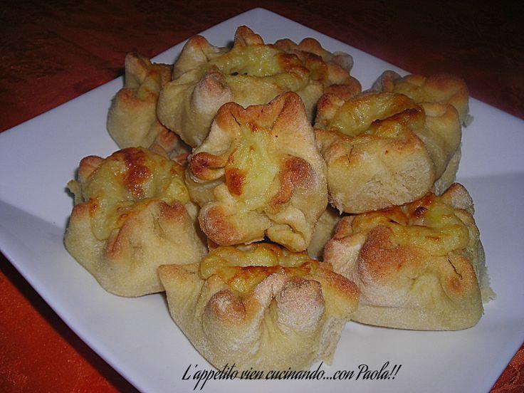 coccoi prena di patata ricetta sarda