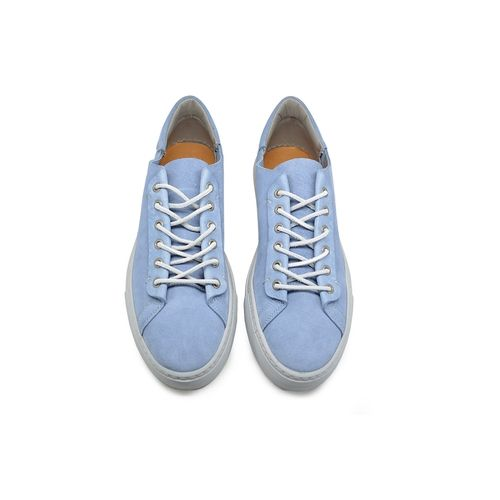 Phoenician Savoia (light blue) Low-Top
