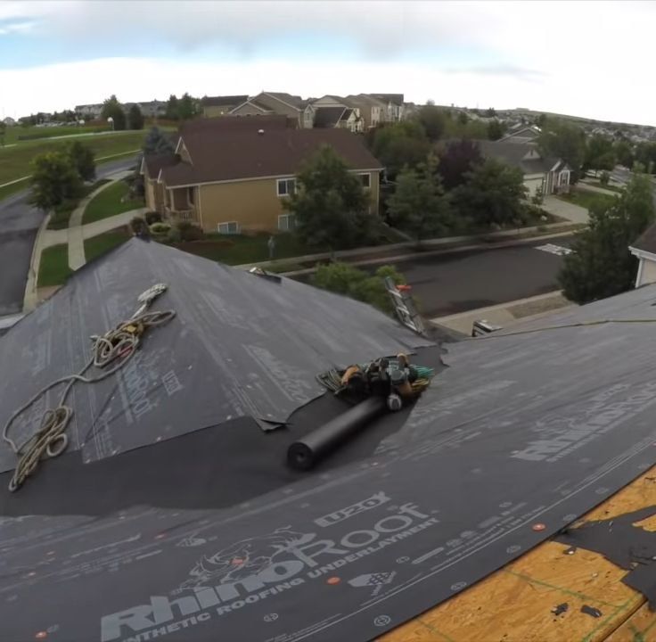 What Is Roofing Felt Roofing Felt Synthetic Roofing Roofing