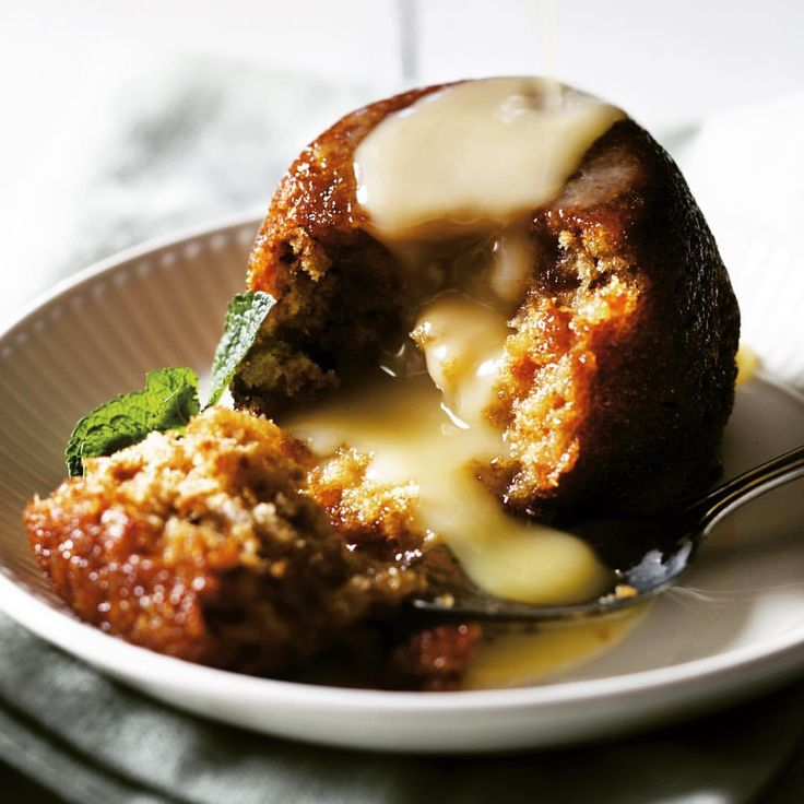 """160 Likes, 5 Comments - gourmet (@gourmetuae) on Instagram: """"A rich and indulgent taste of South Africa! @gourmetuae Recipe of the Day! MALVA PUDDING SERVES 6…"""""""