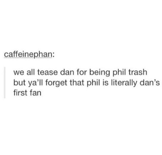 Also Phil was most likely Dans First Subscriber