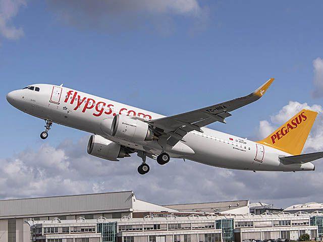 Bénéfices au troisième trimestre pour la low cost turque Pegasus