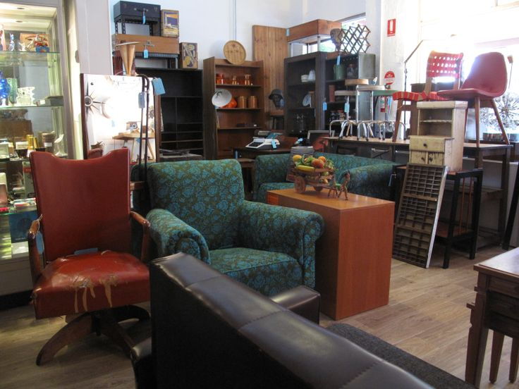 Retro Vintage Industrial Furniture is our thing