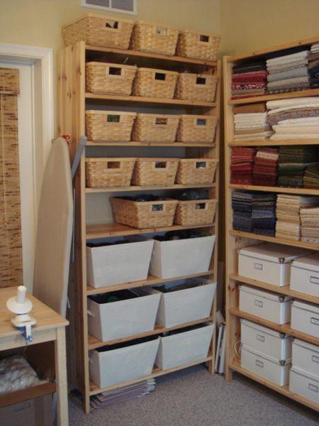 Knitting Supplies Storage Ideas : Best images about yarn storage ideas on pinterest