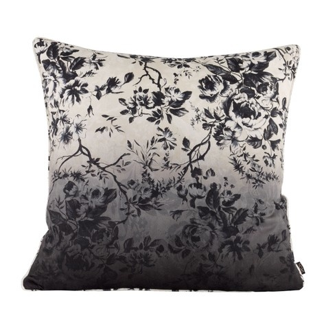 Dalston rose ombre luxury cushion