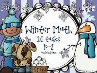 Winter or Summer? - check out  these two packs for Math