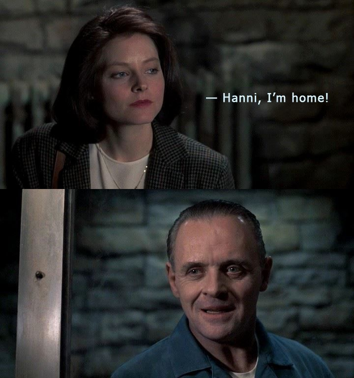 All heil Hannibal Lecter!!!