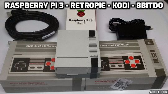 how to set up nes controller on a raspberry pi