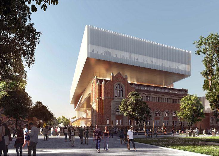 Рем Колхас построит новое здание Музея Западной Австралии в Перте