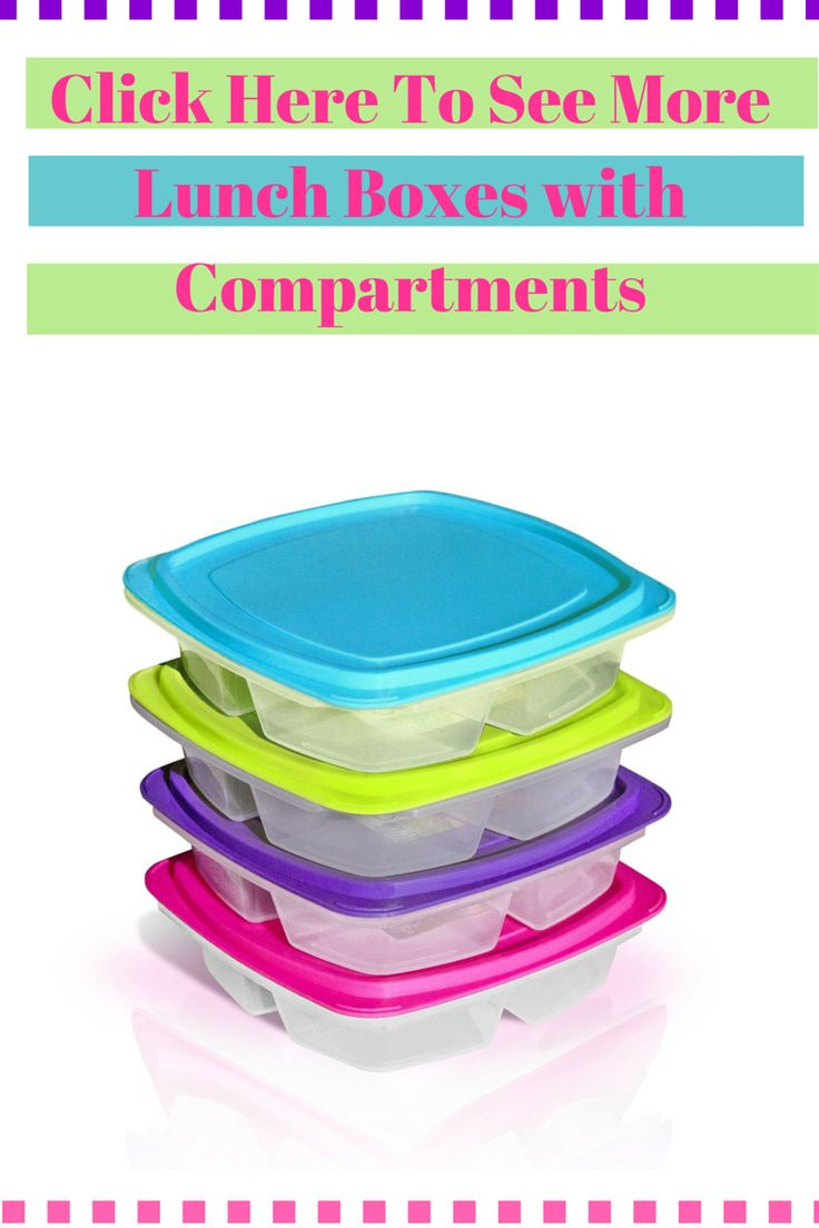 Here are the Best Kids Lunch Boxes With Compartments for you to check out.