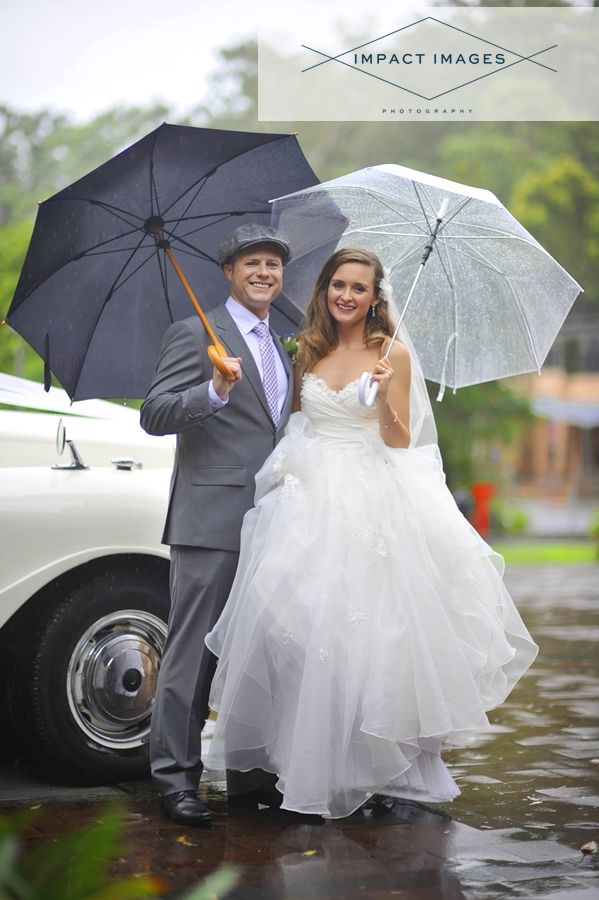 Rainy Day Wedding Photography Best Photographer On The Central Coast Impact Images Www