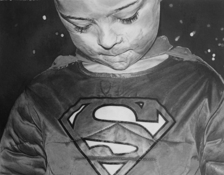 My little superman, Turner. A drawing I created of my son. Who I love very dearly. And whose taught me a lot.