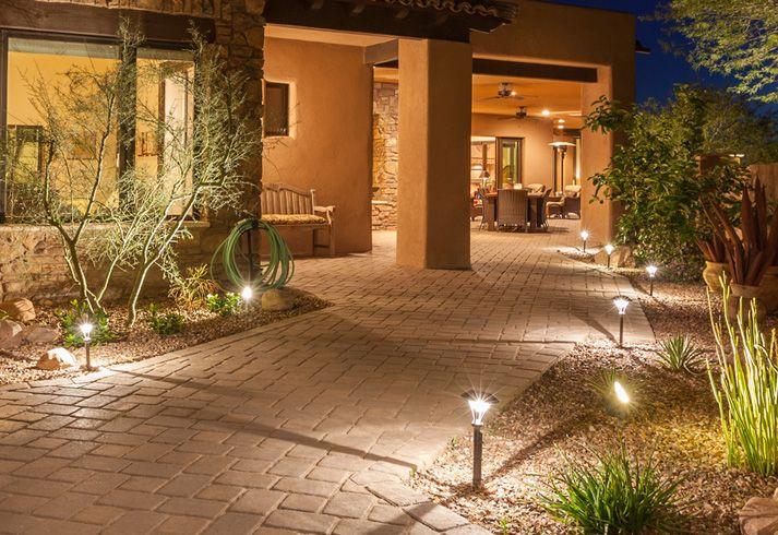 Low Voltage Landscape Lights With