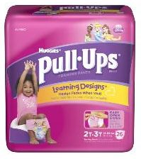 $2.00 Pull-Ups Coupon, Only $6.97 at Walmart!