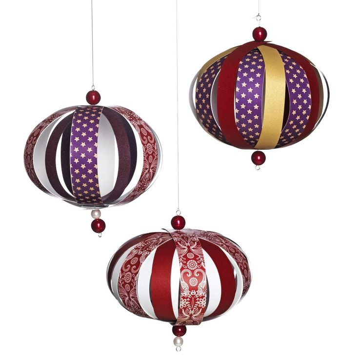 Pattern Factory baubles