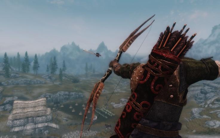 The Bow of Iorveth   Skyrim Mods   Pinterest   The o'jays ...