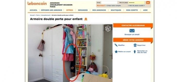 FCB dénonce la maltraitance des enfants sur leboncoin.fr