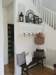 Beautiful military home inspiration and DIY tutorials -White Walls Online