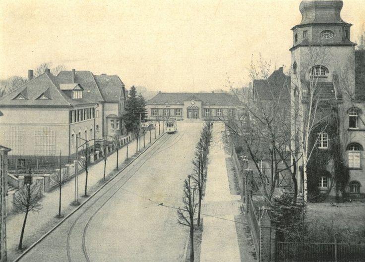 Am Bahnhof Küstrin-Altstadt *5
