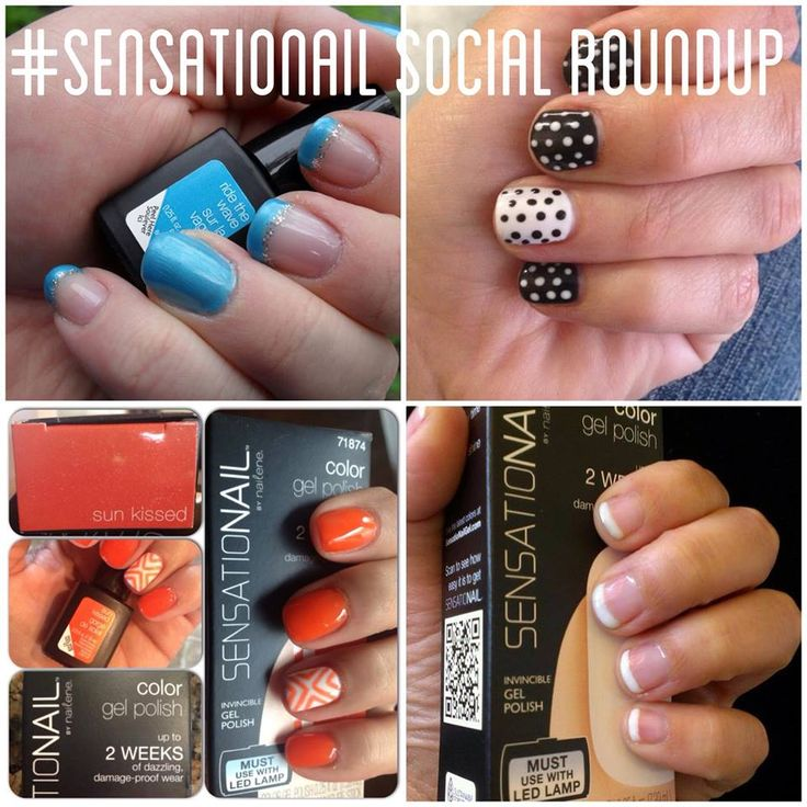 The 25 best sensationail kit ideas on pinterest sensationail sensationail gel nail polish up to 2 weeks of dazzling damage proof nails do it yourself manicure from home the at home diy gel polish brand solutioingenieria Image collections