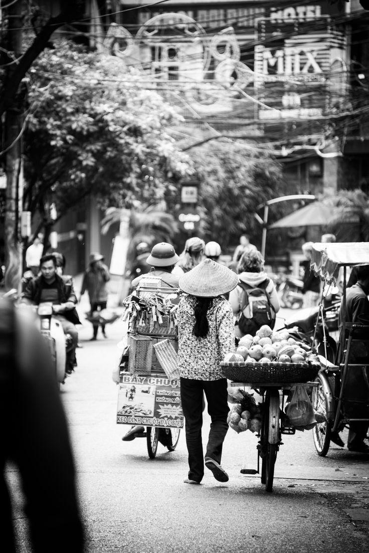 Place: Hoi An, Vietnam  Vietnamese woman by Maurice Elderhorst on 500px