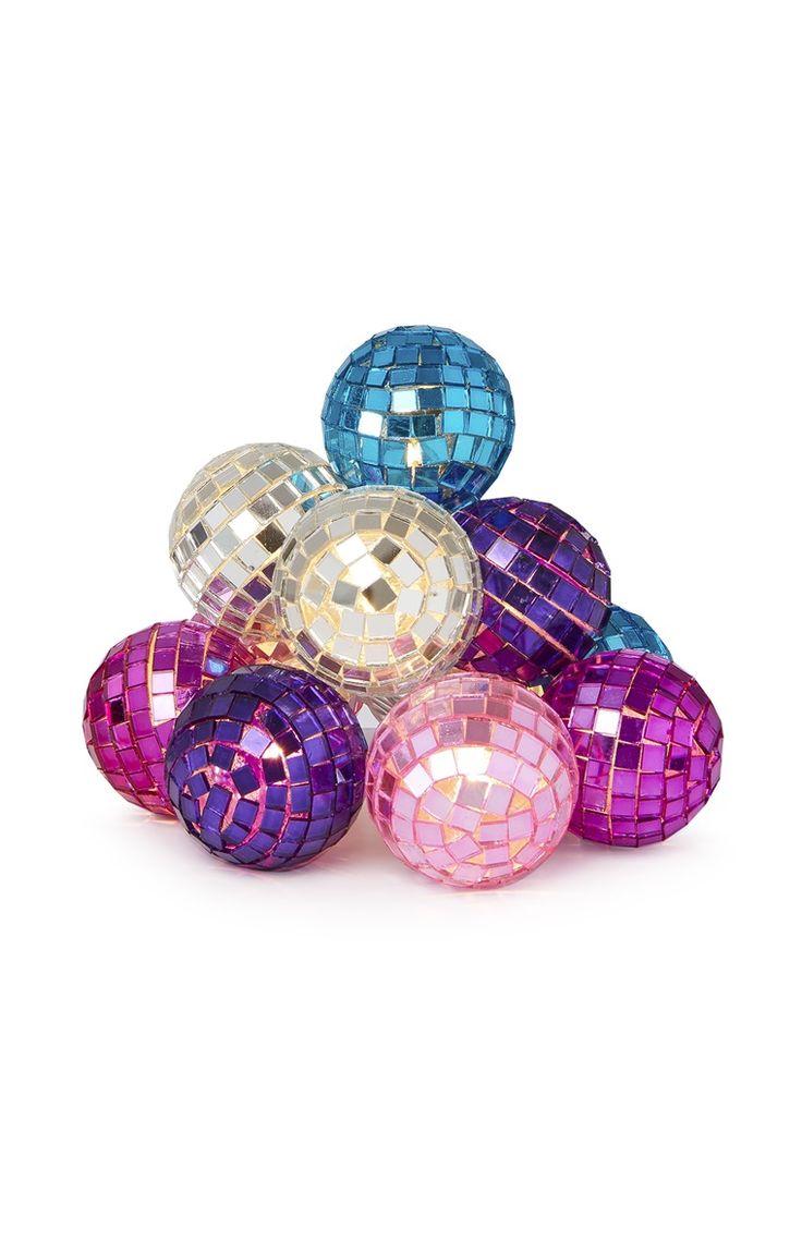 M s de 25 ideas incre bles sobre bolas disco en pinterest - Luces led primark ...