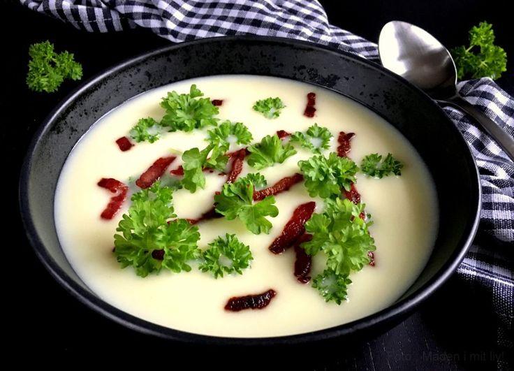 Kartoffelsuppe – nem og lækker opskrift…