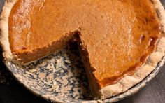 A rich Southern sweet potato pie recipe made with sweetened condensed milk and spices.