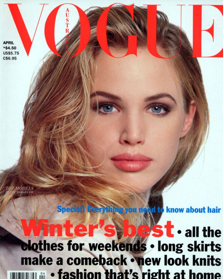Top Models of the World: Joanna Rhodes