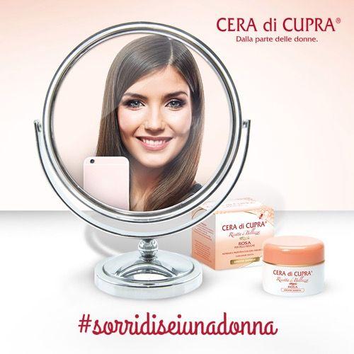 Dreamswithlafra: CERA DI CUPRA LANCIA IL CONCORSO #SORRIDISEIUNADON...