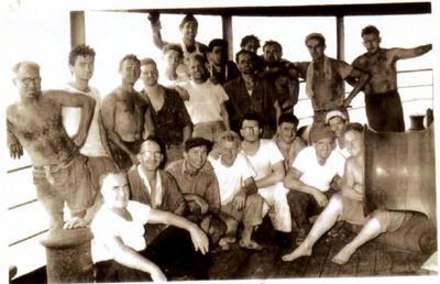 Many immigrants went to Australia after World War II because they saw it as a land of great opportunity. Italian migrants packed the ships with very little belongings. They endured harsh conditions once they arrived and English was difficult to master.