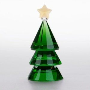 "Sorelle Bethlehem Star Crystal Christmas Tree by Sorelle Home. $44.99. Comes in beautiful blue box perfect for gift-giving. Made of Handcrafted Crystal - No two are the same. Complimented nicely with the Sorelle Rechargeable Illuminated Light Base. 2"" Diameter x 4.5""H. Heirloom Quality. Feel the festivity with the Sorelle Bethlehem Star Crystal Christmas Tree. Brilliantly green and topped with a single amber star, this gem is handcrafted from fine crystal and ..."
