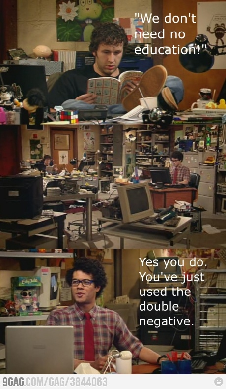 The IT Crowd!!!!!!!!!!!!!!!!!!