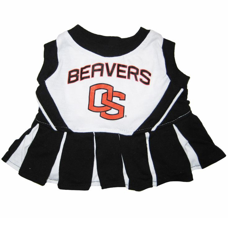 Oregon State Beavers CheerLeading Uniform