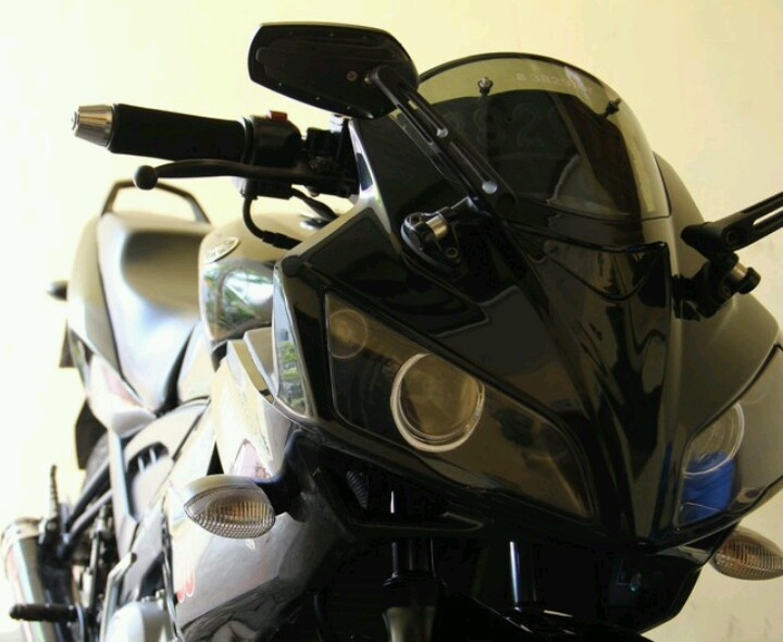 Vixion modification