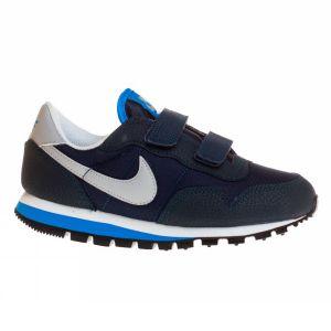 Zapatillas deportivas niños Nike Metro Plus GS velcro marino