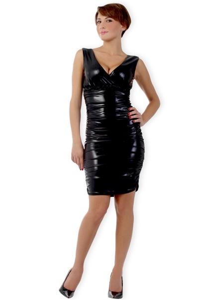 Abbigliamento da donna  http://www.abbigliamentodadonna.it/abito-donna-trendy-glamour-p-583.html  Cod.Art.000690 - Abito donna trendy glamour semilucido con spalline larghe, realizzato in tessuto elasticizzato molto aderente e sexy.
