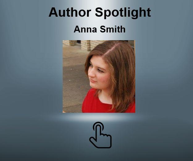 IWIC Author Spotlight on Anna Smith (pen name A.S. Crowder) author of EVIN, a sci-fi fantasy. https://writersinspiringchange.wordpress.com/2017/05/16/iwic-author-spotlight-on-anna-smith-pen-name-a-s-crowder-author-of-evin-a-sci-fi-fantasy/