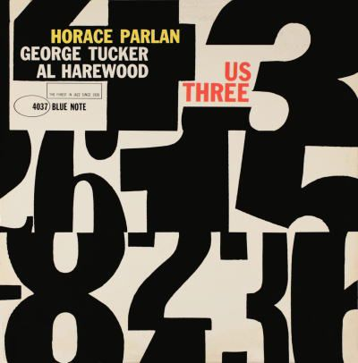 Horace Parlan/George Tucker/Al Harewood  by Reid Miles for  Blue Note