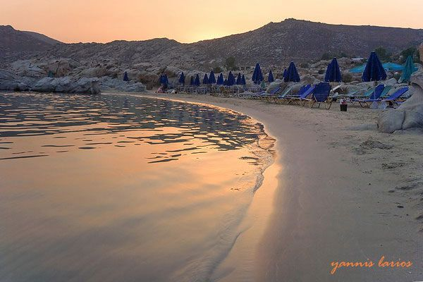 Yannis Larios Greek Photographer: Paros