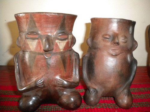 cultura condorhuasi,catamarca,argentina - vasos antropomorfos. - Fotolog