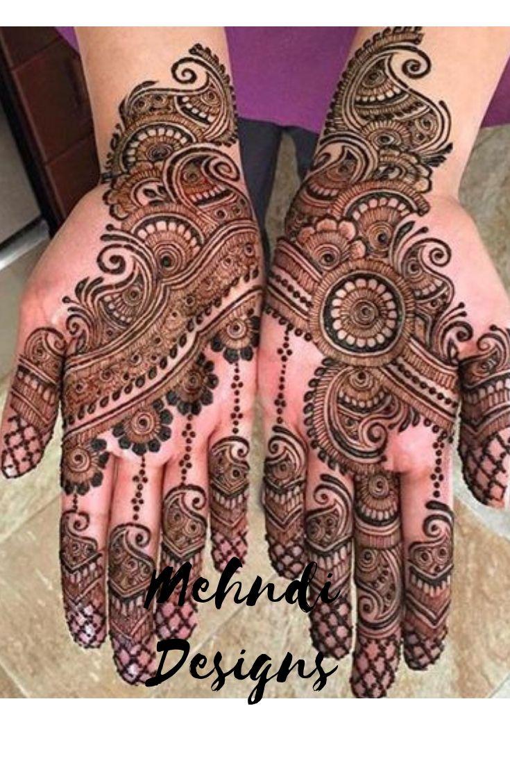 New Mehndi Designs Easy Mehndi Design Mehndi Design 2018