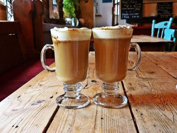 Bailey's coffe, pub