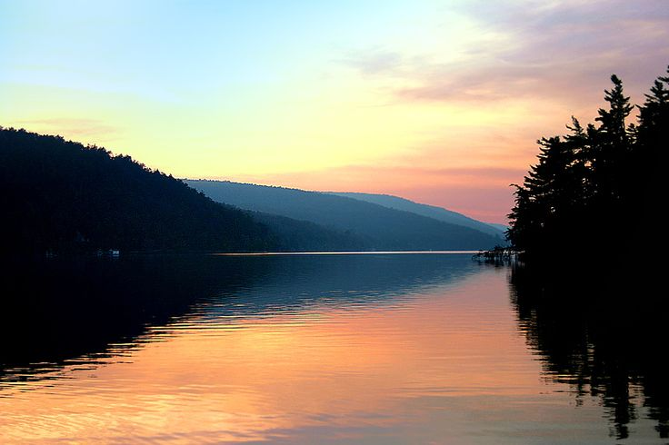 Meech Lake, Gatineau, Province of Quebec, Canada