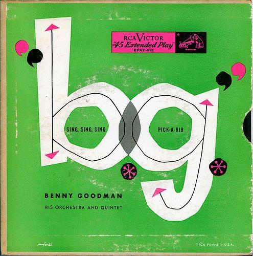 Benny Goodman quintet 45